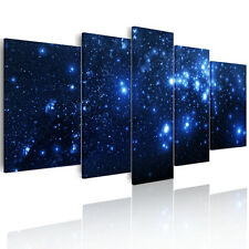 Canvas picture Print Star Sky Space Wall Art Painting Without Frame For Home