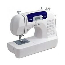 Brother Sewing Machine Feature Rich, 60 Built-In Stitches, CS6000i, Quilting
