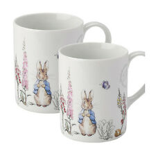 Beatrix Potter-Peter Rabbit Classic Tazze Set di due