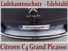 Citroen C4 Grand Picasso 2007-2013 Ladekantenschutz mit Sickenprägung