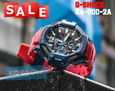 G-SHOCK BRAND NEW WITH TAG GA-1100-2A  RED X BLUE G-Aviation lineup Watch