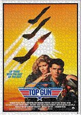 puzzles Top Gun Jigsaw Puzzle Movie Poster 1000 pieces Toys Hobbies Plays NEW