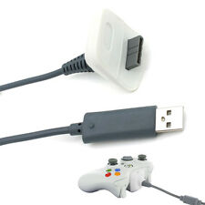 USB Play Charging Charger Cable Cord for XBOX 360 Wireless Controller
