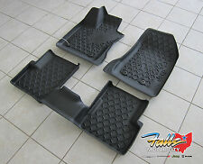 2015-2016 Jeep Renegade Rubber Slush Floor Mats Liner Front & Rear Mopar OEM