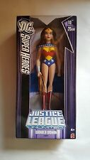 "Wonder Woman 10"" Inch Figures Justice League Unlimited DC Mattel SEALED & RARE!"