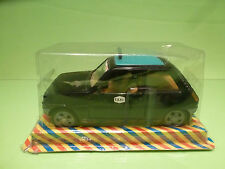 PEPE RENAULT 5 - TAXI BLUE 1:20? - VERY GOOD CONDITION IN BLISTER