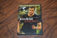 A3- The Bourne Supremacy (DVD, 2004, Widescreen)