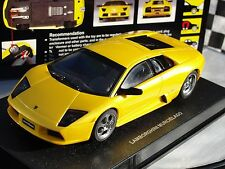 AUTOART LAMBORGHINI MURCIELAGO 13021 METALLIC YELLOW 1:32 NEW BOXED