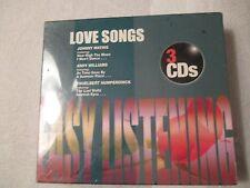 3 PAK LOVE SONGS Johnny Mathis/Engelbert Humperdinck/Andy Williams (SONY 2001 CD