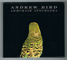 ANDREW BIRD - ARMCHAIR APOCRYPHA - 12 TRACKS - 2007 - NEUF NEW NEU