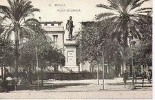 Tarjeta Postal Sevilla Plaza de Gavidia (CI-277)