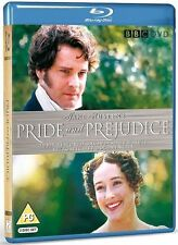 Pride And Prejudice 2er [Blu-ray] [Region Free] Stolz & Vorurteil Jane Austen
