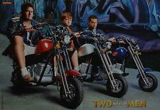 TWO AND A HALF MEN - A3 Poster (42 x 28 cm) - Charlie Sheen Clippings Sammlung