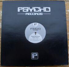 """Thomas Bruchschmidt Positive/Negative 12"""" used Vinyl Techno 2002 Germany Psycho"""