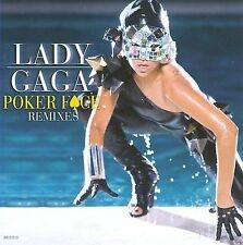 Poker Face [Single] by Lady Gaga (CD, Mar-2009, Interscope (USA))