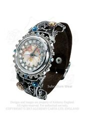 Alchemy Telford Chronocogulator Timepiece/Wrist Watch AW23, steampunk/Victorian