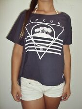 NEW RIP CURL WOMEN PERFECT WORLD TOP CAMI TEE SHIRT M MEDIUM 11-18