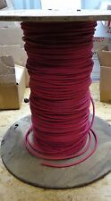 General Cable Wire 12 Gauge Covered Copper 7 Stranded Red , 600V , Apx 500'