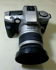 MINOLTA DYNAX -5 AUTOFOCUS AF 35MM FILM CAMERA 2001 MODEL  WITH LENS 28-80