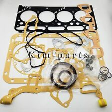 New Kubota Tractor V2203 V2203T Full Gasket Kit Set for Bobcat 753 763