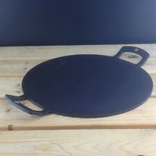 Netherton Foundry Shropshire Made Black Iron 12 inch Griddle and Baking Plate