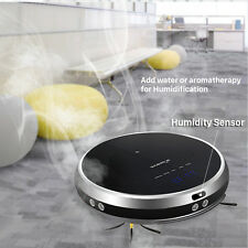 Robotic Vacuum Cleaner  Automatic Dry Wet  Sweeping Mop Cleaning Machine NEW
