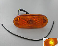 1x Led Side Marker Lights Reflector Bus Van VW Crafter Minibus Cargo