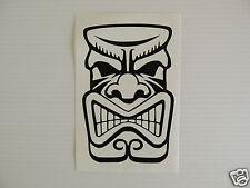 ORIGINALE Tiki Testa Adesivo del Logo/Adesivo SURF/SPORT ACQUATICI/SPORT ESTREMI