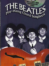 The Beatles Play-Along Chord Songbook Learn to Play Pop Guitar Music Book