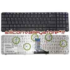 Tastiera USA 532818-001 Nero HP Compaq CQ61-304AU, CQ61-304AX, CQ61-304SL