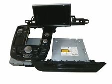 AUDI Multimedia NAVI MMI 3G PLUS TOUCH SET A6 A7 HDD 2014 Map 2011-2014