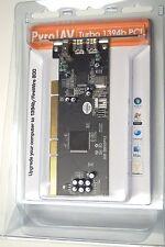 PyroAv PVC-811 Firewire 800 1394ab PCI-X 64bit