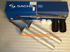 2x Front Shock Absorbers BMW 5 Series E39 SPORT M-TECHNIK +Protection KIT SACHS
