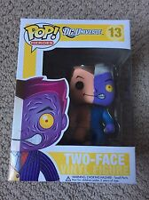 Funko Pop! Vinyl Two-Face #13 OOP RARE Retired/Vaulted Harvey Dent DC Universe