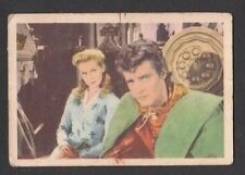 Ivanhoe Roger Moore 1958 TV Series Scarce Card Look! from Germany M