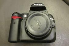 Nikon D D5000 12.3MP Digital SLR Camera - Black (Body only) - PLEASE READ!