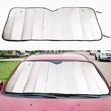 Foldable Car Windshield Visor Cover Front Rear Block Window Sun Shade 1PC