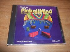 MindDrive PinballMind Operated by Human Thought CD ROM Game Family Fun NEW