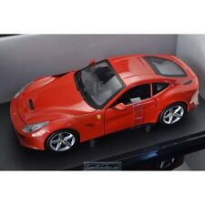 1:18 2012 FERRARI F12 BERLINETTA RED HOTWHEELS  BCJ72