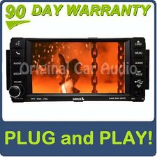 JEEP Chrysler Dodge Carvan RBZ SIRIUS DVD MYGIG RADIO CD RB2 Highspeed Aux USB