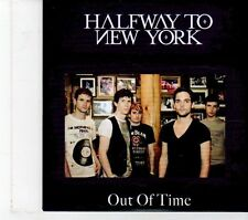 (FT910) Halfway To New York, Out Of Time - DJ CD