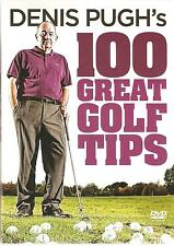 DENIS PUGH'S 100 GREAT GOLF TIPS - 3 DVD BOX SET