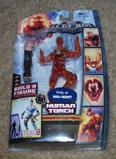 MARVEL LEGENDS HUMAN TORCH BAF ARES LEFT ARM ONLY AT WALMART