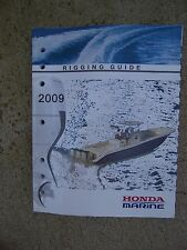 2009 Honda Marine Outboard Motor Rigging Guide Manual MORE MANUALS IN STORE   U