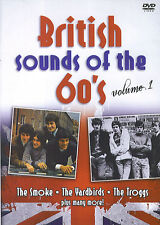 Britsh Sounds of the 60's volume 1 (DVD)