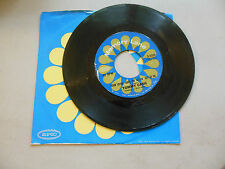 TOMMY CASH six white horses / our lovin takes teh leavin out of me EPIC     45