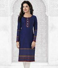 Elegant Cotton Multi Colour Printed Kurti Material No PK120
