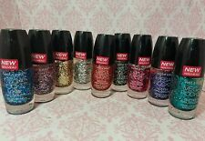 LOT 100 Wet N Wild MEGA rocks Nail Polish NEW Party Favor Gift Wholesale Glitter