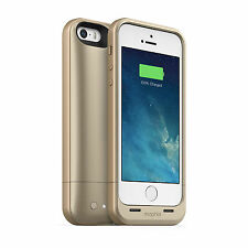 Mophie Juice Pack Air Battery Boost IPhone SE 5s & 5 Gold Pokemon Go Extra Power