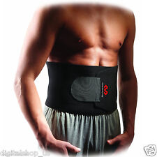 Ab Waist Band Trainer Workout Fitness Men Women Stomach Gym Exercise Body